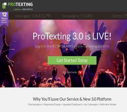 Homepage - ProTexting Review