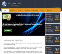 Homepage - Proxy N VPN Review