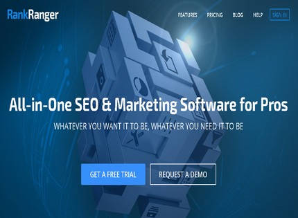 Homepage - Rank Ranger Review