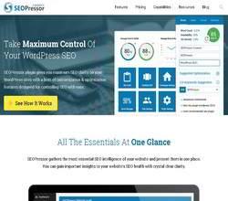 Homepage - SEOPressor Review