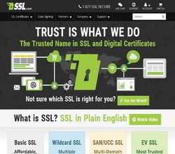 Homepage - SSL.com Review