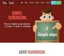 Homepage - SlackSocial Review