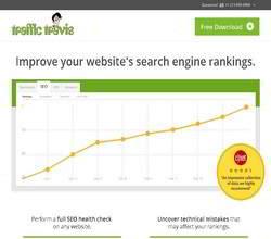 Homepage - Traffic Travis Review