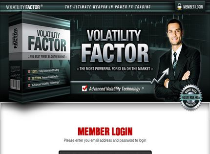 Homepage - Volatility Factor EA Review