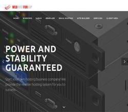 Homepage - WebHOSTforASP Review
