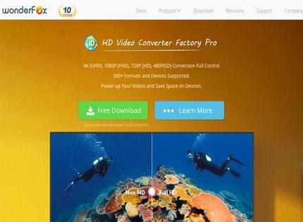 Homepage - WonderFox DVD Video Converter Review