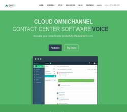 Homepage - Zent.io Review