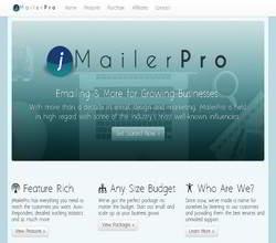 Homepage - jMailerPro Review