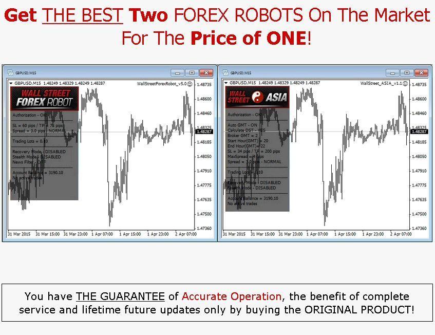 Gps forex robot 2 test